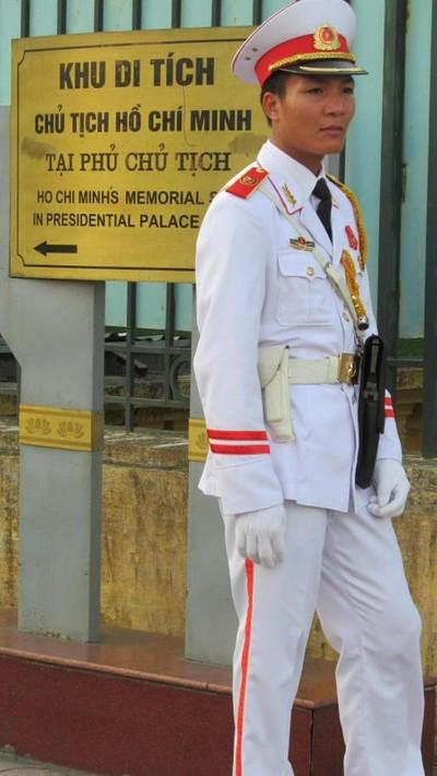 Vietnamese Ceremonial Guard