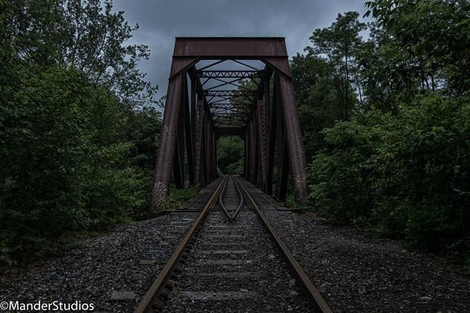 11 by LostWonderPhotography - Empty Railways Photo Contest