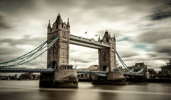 Tower Bridge London by MattMcGee - My Favorite City Photo Contest