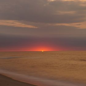 LBI Sunrise.. ND filter and long exposure...