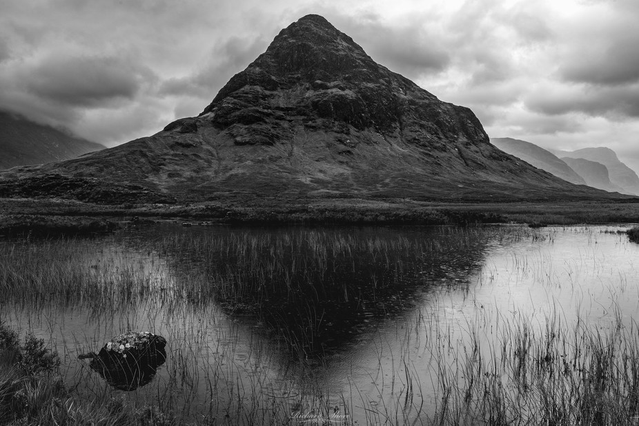 Last day in Scotland, the weather came in but light enough to continue shooting the landscape. Th...