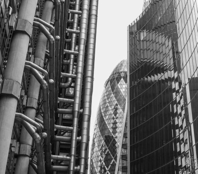 Lloyds, Willis and St Mary Axe