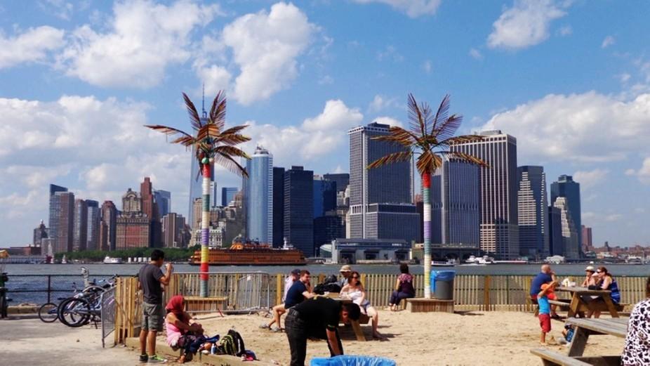 NYC Governors Island
