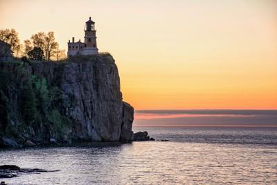 Early Morning at Split Rock Lighthouse