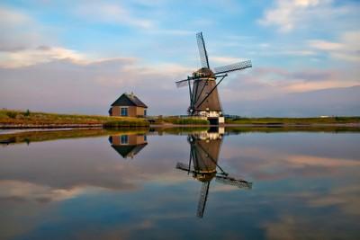 Windmill 'Het Noorden' - translated The North