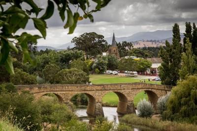 [Tasmania] Richmond Bridge