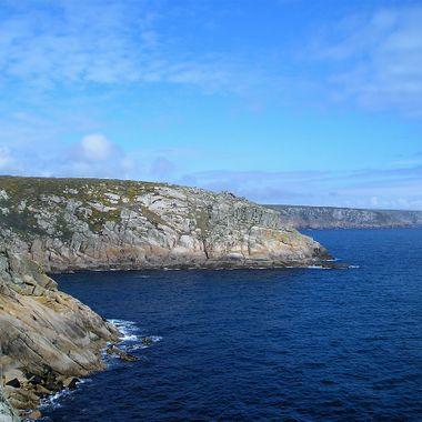 Taken in Cornwall, near Land's End