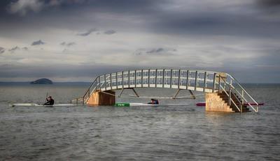 under the bridge to nowhere
