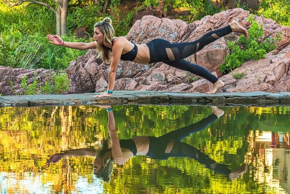 Victoria Extreme Plank