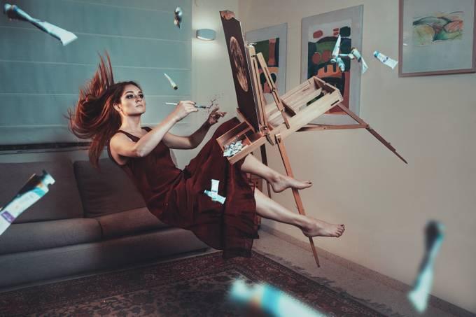 Paiter by Loza - Levitation Art Photo Contest