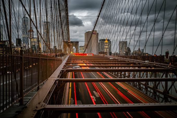 Manhattan Bound by craigboudreaux - My Favorite City Photo Contest