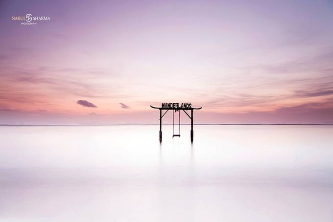 Gili T Island  by nakul - Long Exposure In Nature Photo Contest
