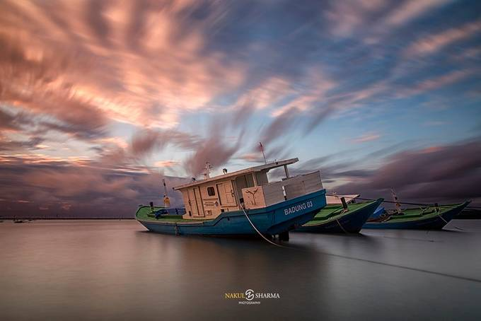 Abandoned one   by nakul - Ships And Boats Photo Contest