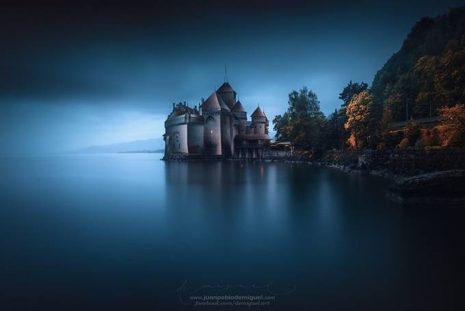 Light fortification 2 by JuanPablo-deMiguel - Enchanted Castles Photo Contest