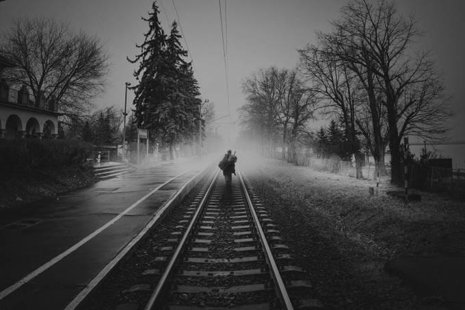 empty future by tadejturk - A Walk In The Mist Photo Contest