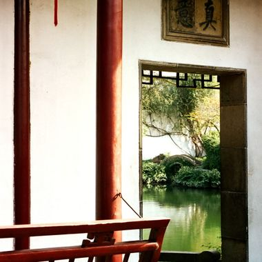 Taken in Shanghai in 1998