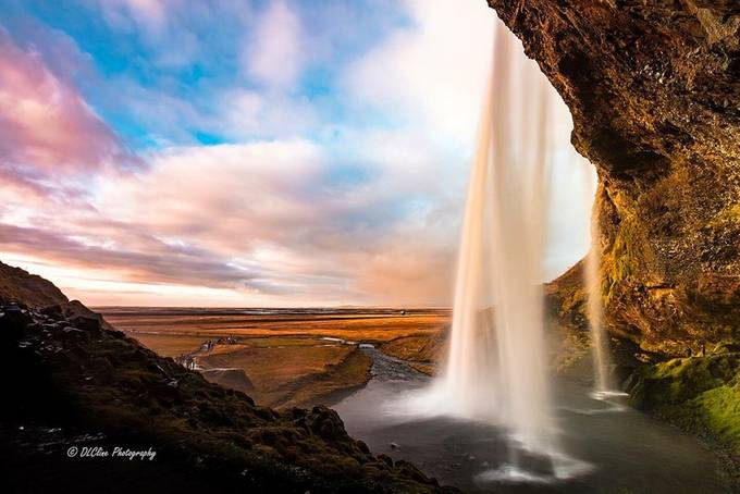 Seljalandsfoss by Zoediak - Depth In Nature Photo Contest