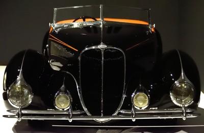 Delahaye 135M Figoni Roadster (1938)