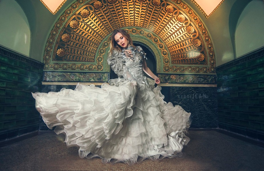Model: Moli Hall  Wardrobe: Agnieszka Osipa  Shutterfest 2016