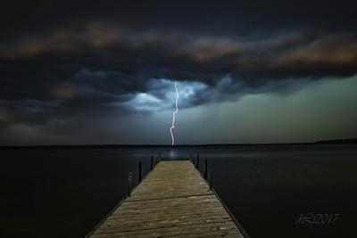 Christopher Lake Lightning