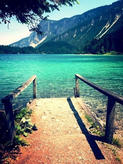 ❤️ Trentino ❤️ Val Di Non ❤️ Tovel Lake ❤️ Holiday with my Love