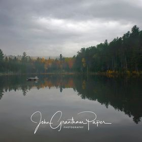Taken of a small lake just north of the town of Deep River, Ontario, Canada during the fall.