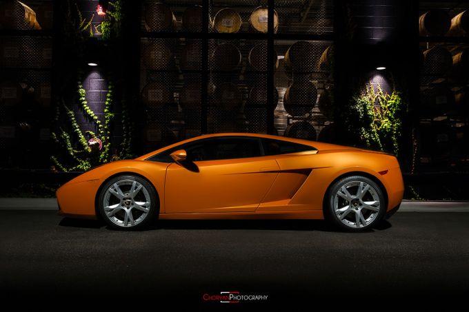 Gallardo by stevechoryan - Orange Tones Photo Contest