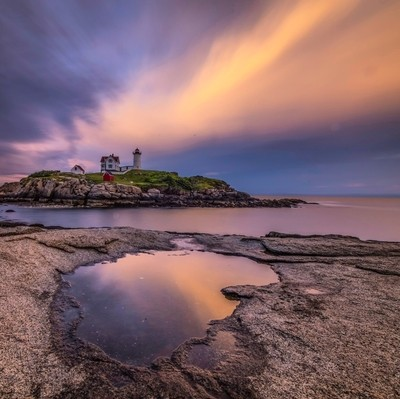 Cape Neddick,Maine