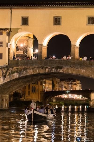 """""""Florence: Under the Ponte Vecchio 1"""""""