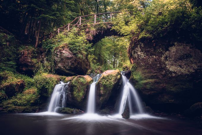 Müllerthal by Fannie_Jowski - Streams In Nature Photo Contest