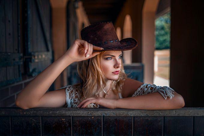 Carla by DamianPiorko - Hats Photo Contest