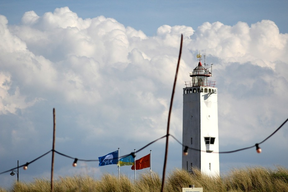 Lighthouse- Noordwijkerhout- Netherlands- June
