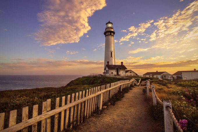 Pigeon Point Lighthouse by ks_pics - Simply HDR Photo Contest