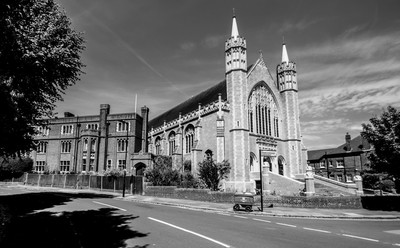 Ealing Abbey and Monastery, St Benedict's Church