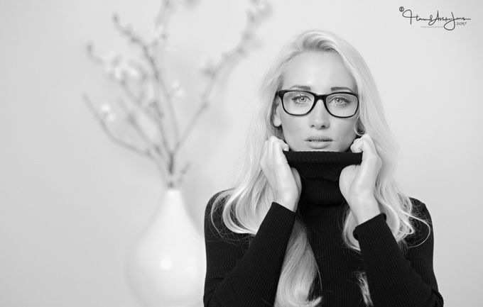 Smart Beauty by howardashton-jones - Her In The Studio Photo Contest