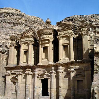 Taken in Petra in 2004