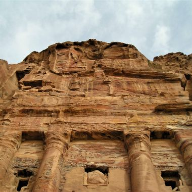 Taken in Petra, Jordan in 2004
