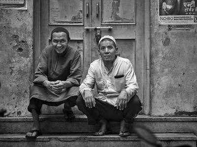 Sufi Pilgrims