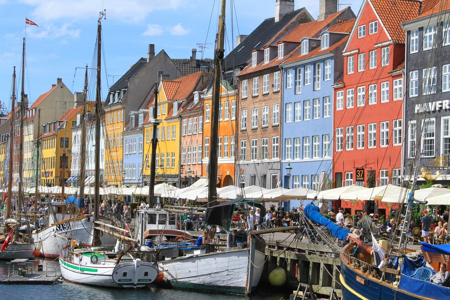 "Nyhavn--The 17th Century ""New Harbour"""