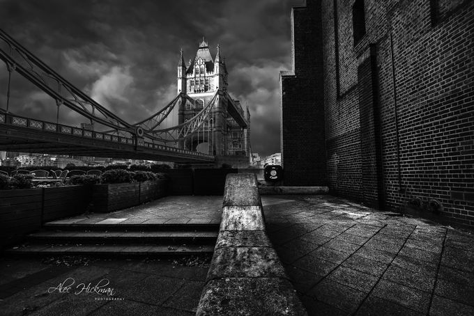 Tower bridge by alechickman - Spectacular Bridges Photo Contest