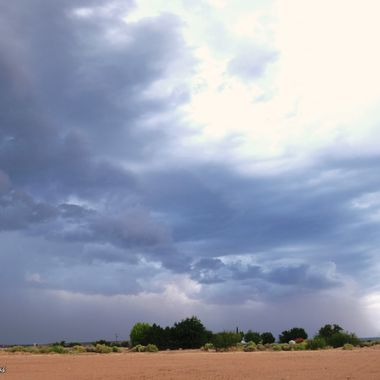 monsoon dust storms