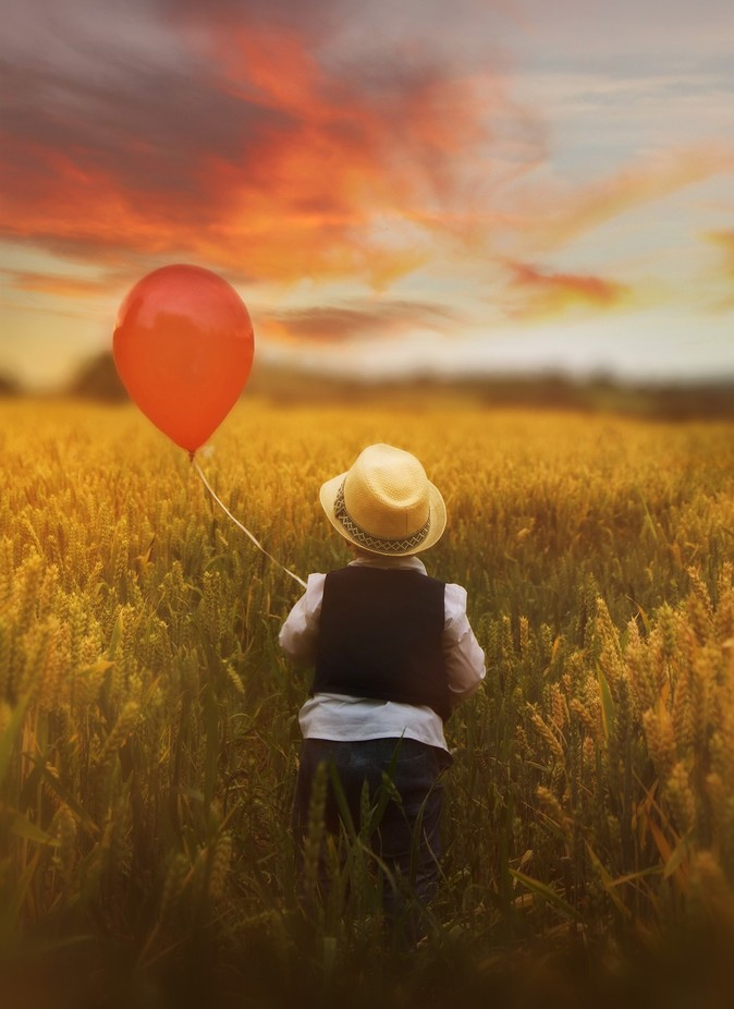 Chase after your dreams... by daliaa - Show Balloons Photo Contest