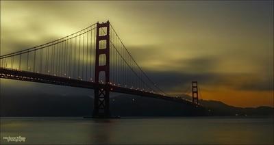 A moody bridge