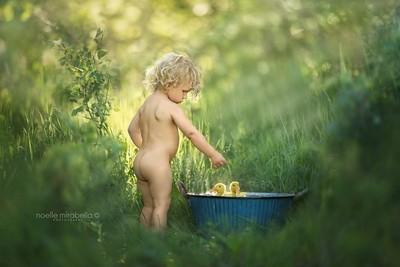Ducky Bath