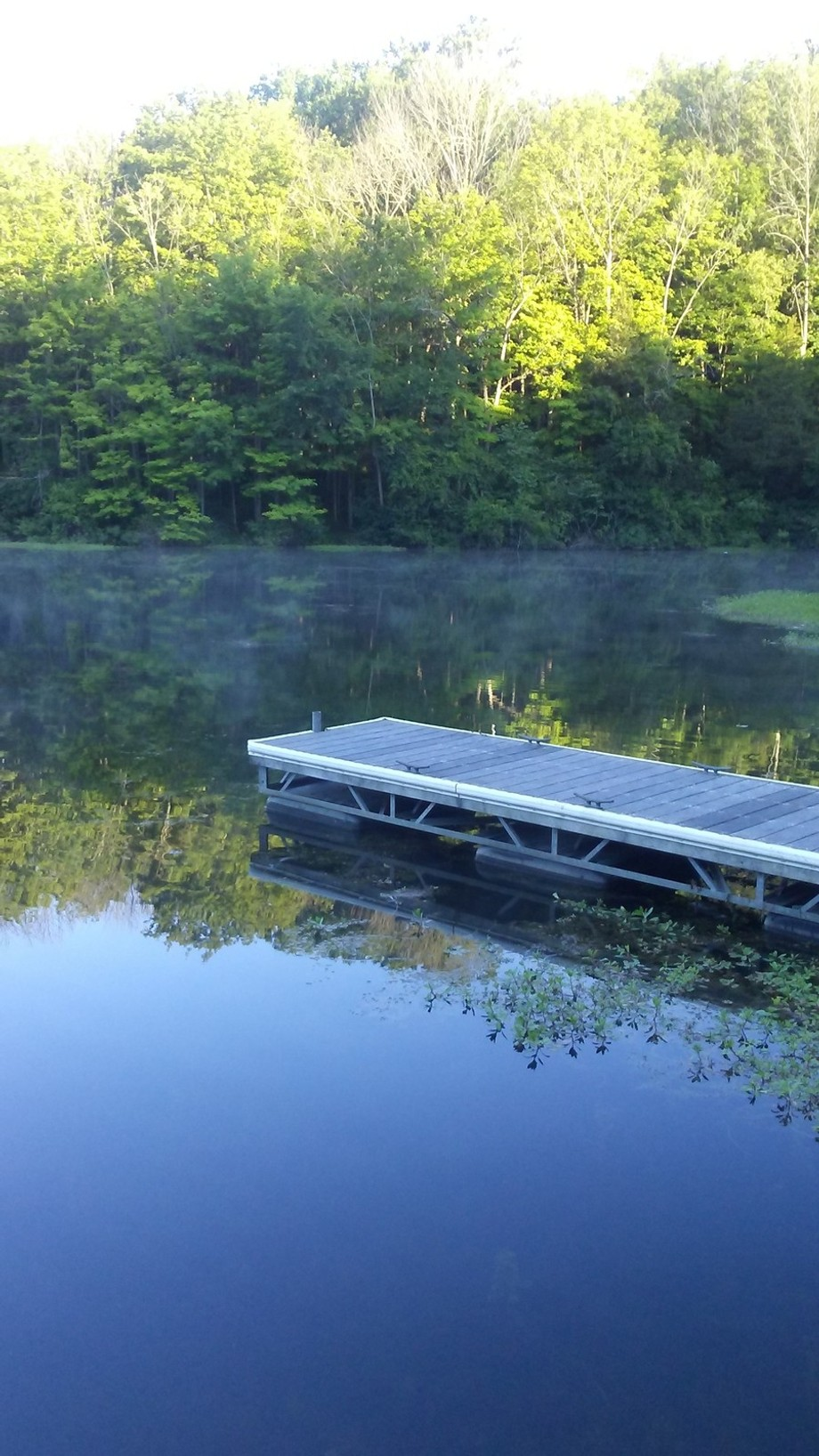 Eagle Creek Lilly Lake