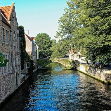 I took this photo when me and my family visited Brugge, in Belgium, in the year 2012.