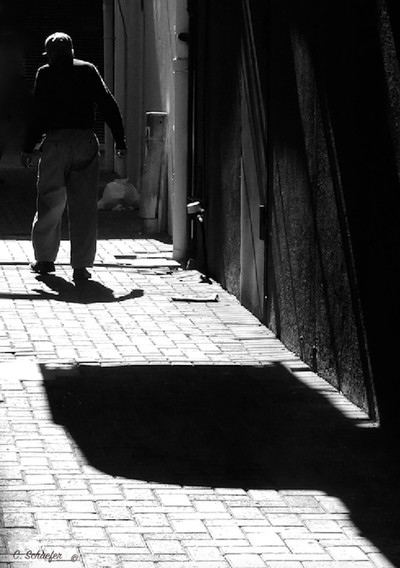 The Old Man in the Shadows.