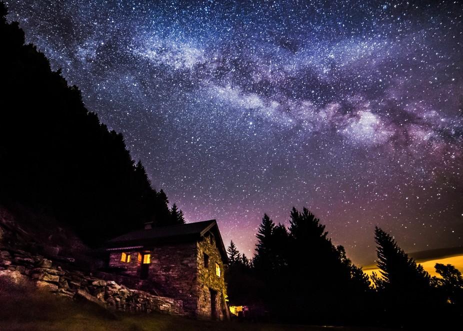 Simply Milky way
