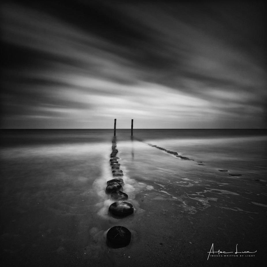 Buried I by aleclux - Long Exposure In Nature Photo Contest