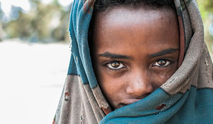 Ethiopian Mountain Boy by ashlibrookephotography - Cultures of the World Photo Contest